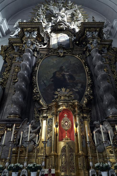 Hochaltar St. Josef