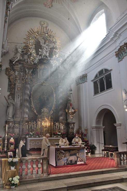 Requiem von P. Theophan